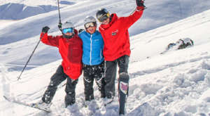 Student snow trip to Mt Ruapehu, New Zealand