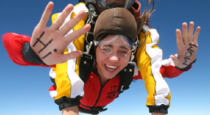 How about adding a skydive in Taupo
