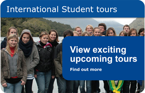 Student tours 2016 | International student exchange tours, New Zealand
