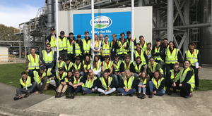 Fonterra, Dairy for Life. School group field trip with Learning Journeys.