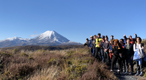 Tongariro National Park_Geography multi day school trip, New Zealand.